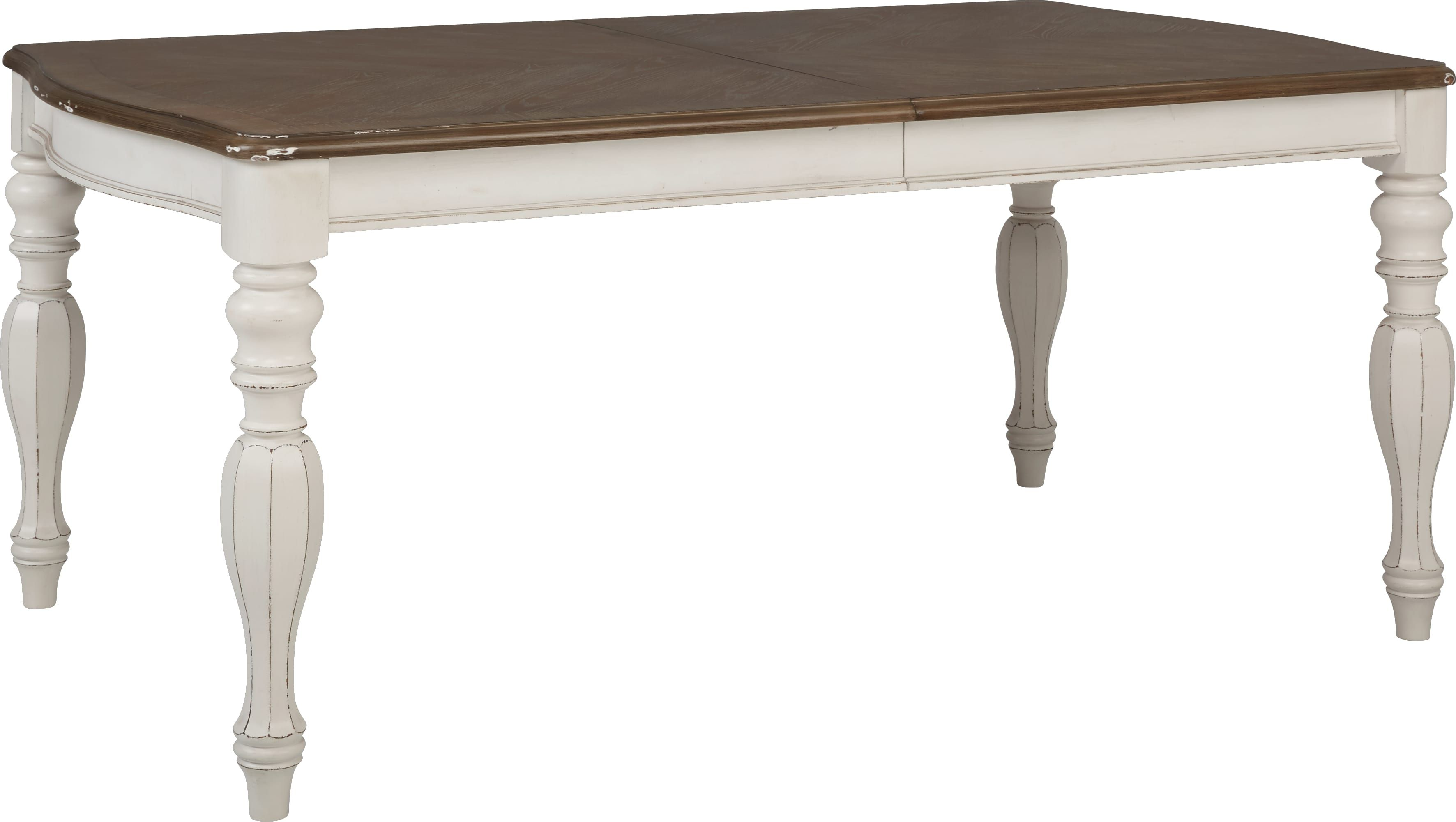 French Market White Dining Table With Images Dining Table