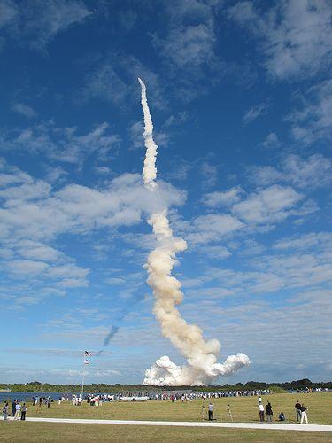 Space Shuttle Atlantis STS-129 by Scott Beale, via Flickr