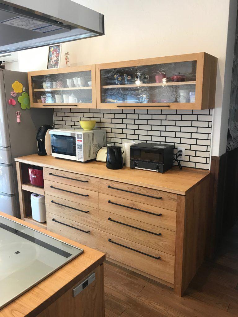愛知県 碧南市のアイランドキッチン スタジオママルスタジオママル 2020 キッチンデザイン シンプルモダン キッチン キッチン インテリアデザイン