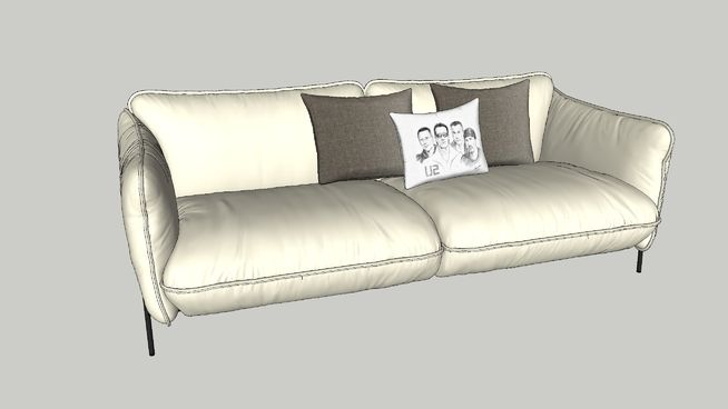 Sofa 3d Warehouse
