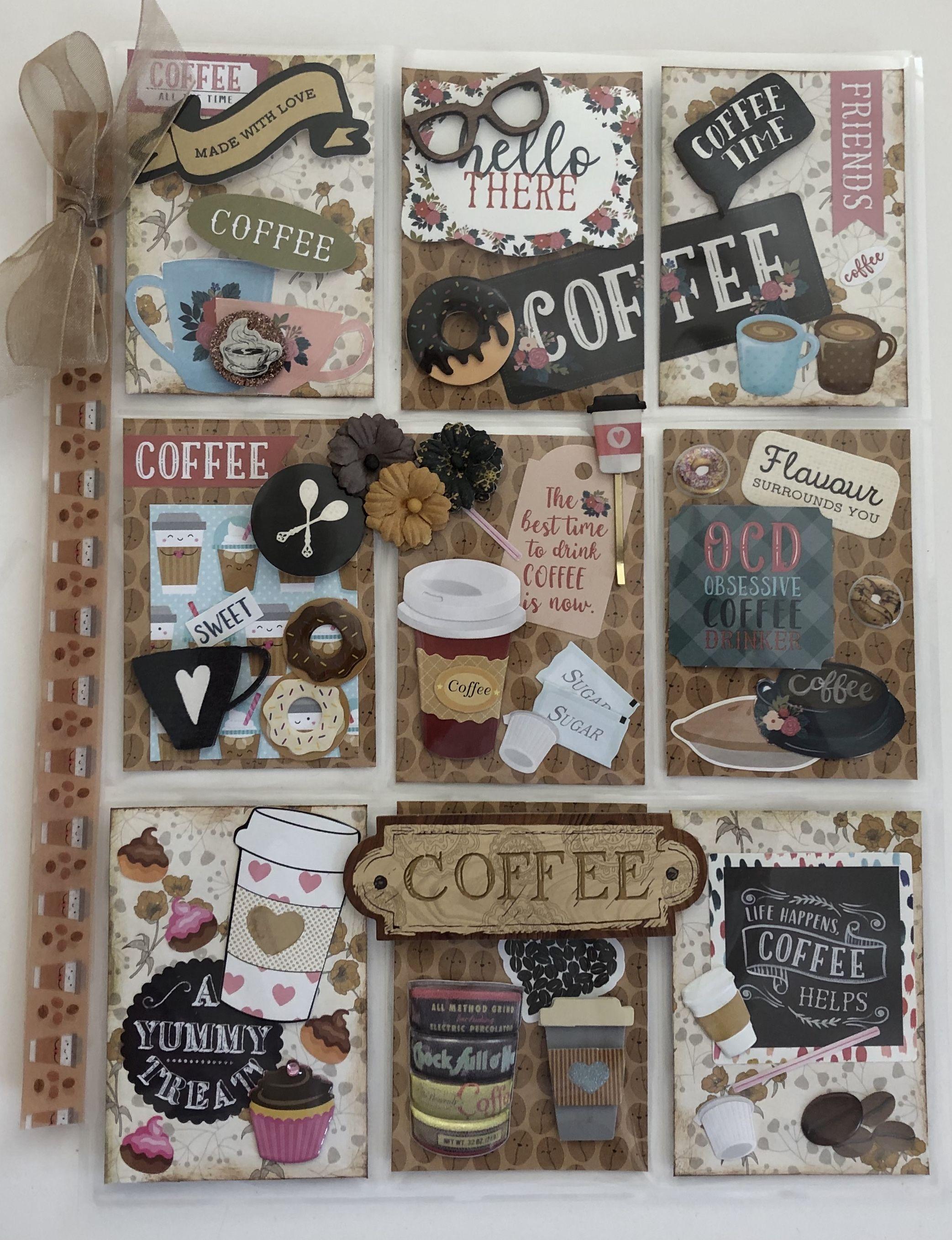 Pin by Joan Schultz on My Pocket letters in 2020 Coffee