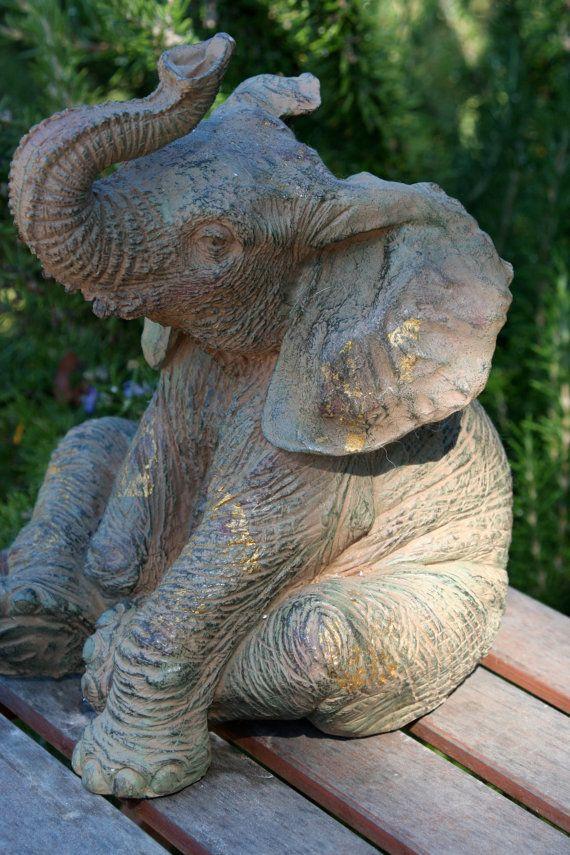 Wonderful Elephant Decor On Etsy, $22.50