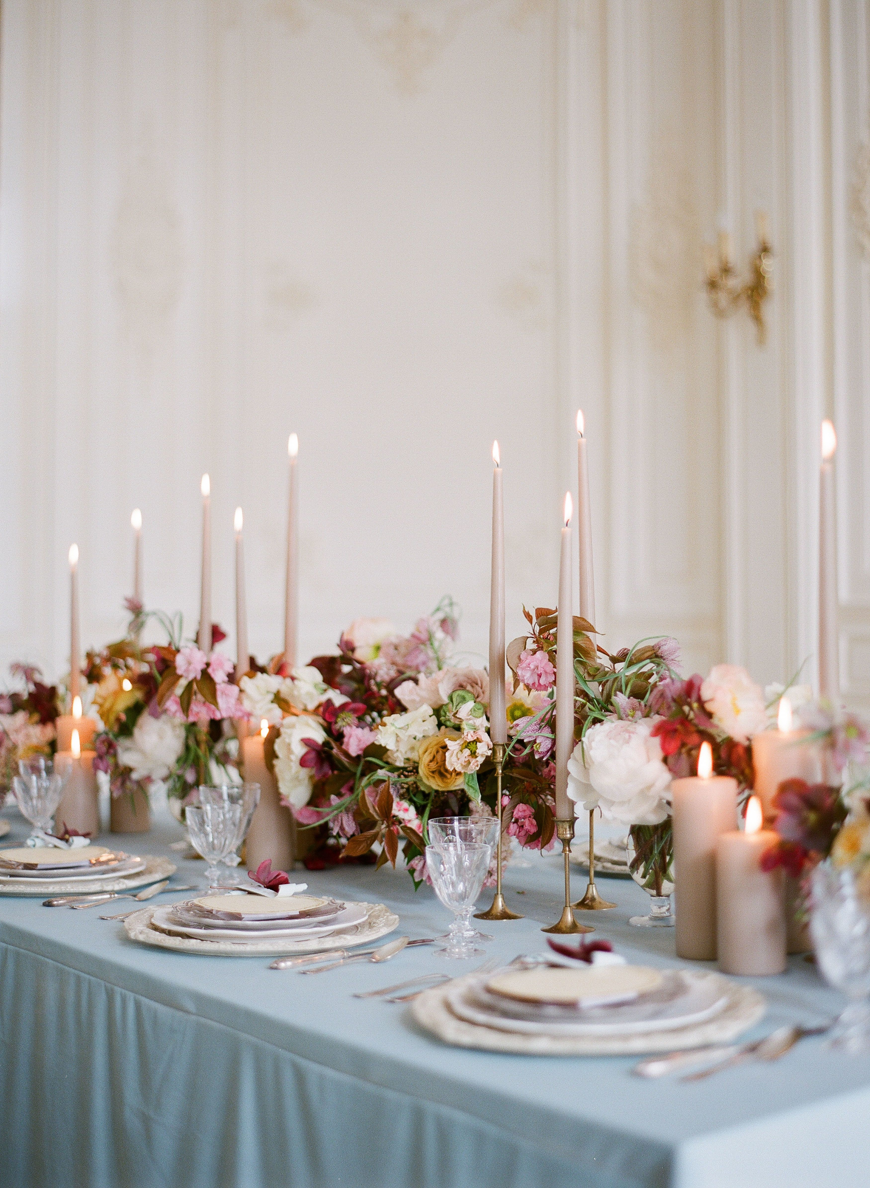 A Storybook Parisian Wedding Inspiration That\'s Fit for Fiction ...