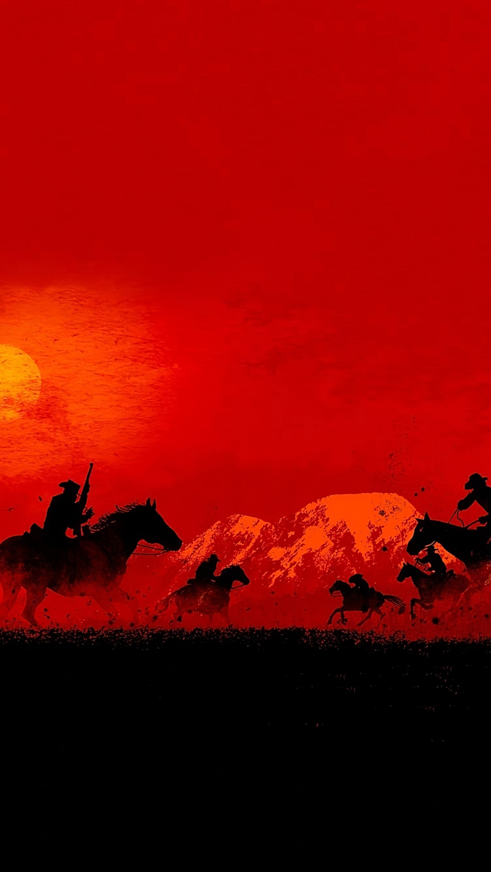 1440x2560 Red Dead Redemption 2 Cowboys Game 2019 Wallpaper Red Dead Redemption Red Dead Redemption Art Never Settle Wallpapers