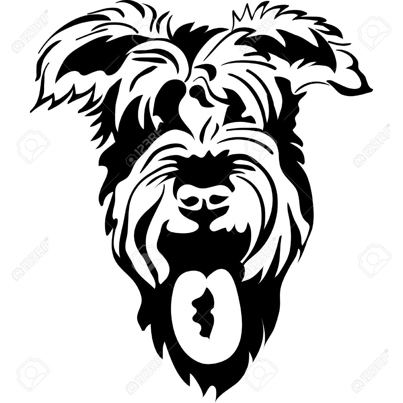 Schnauzer Images Stock Pictures Royalty Free Schnauzer Photos And Stock Photography Schnauzer Art Schnauzer Dogs Schnauzer Silhouette