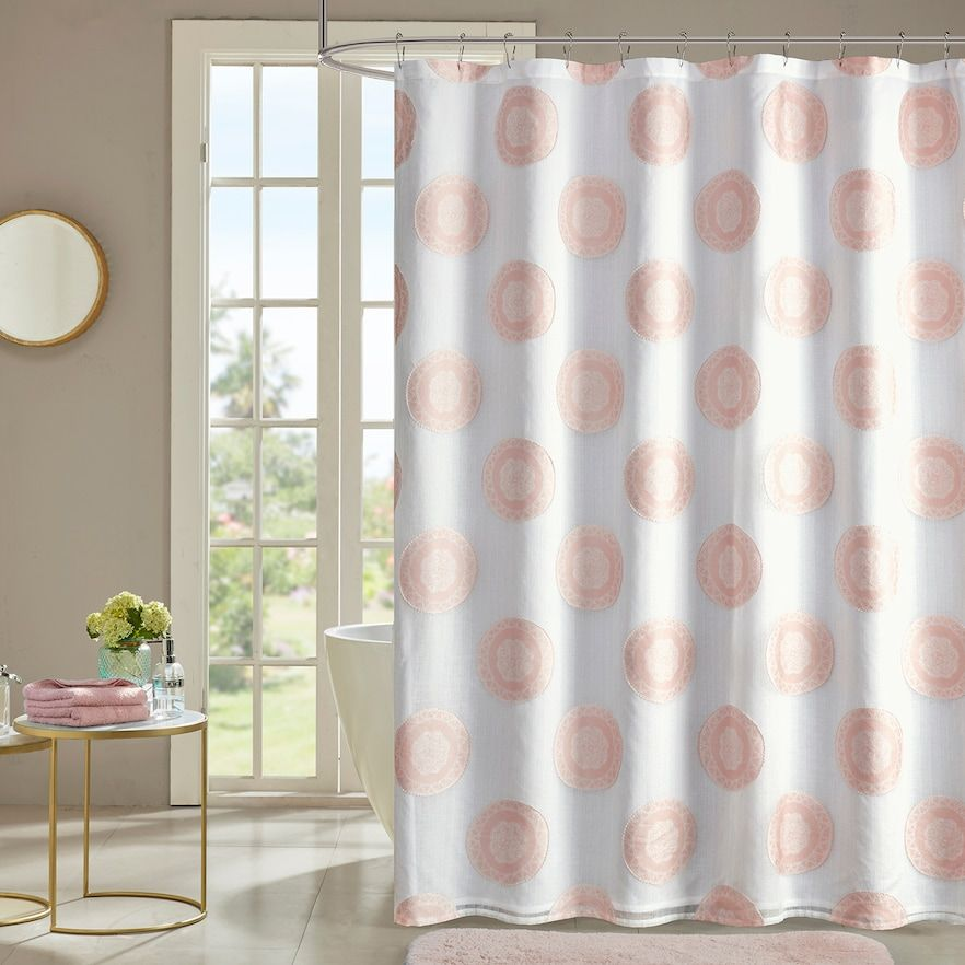 kohl's review | curtains, shower curtain, vintage shower