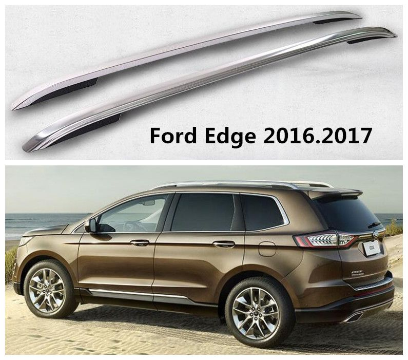 Car Roof Racks Luggage Rack For Ford Edge 2016 2017 High Quality