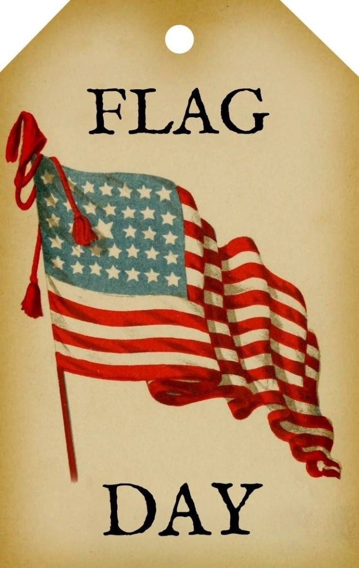 Flag Day 2017 Poster Of Classic American Flag Vintage Flag Flag Memorial Day Flag
