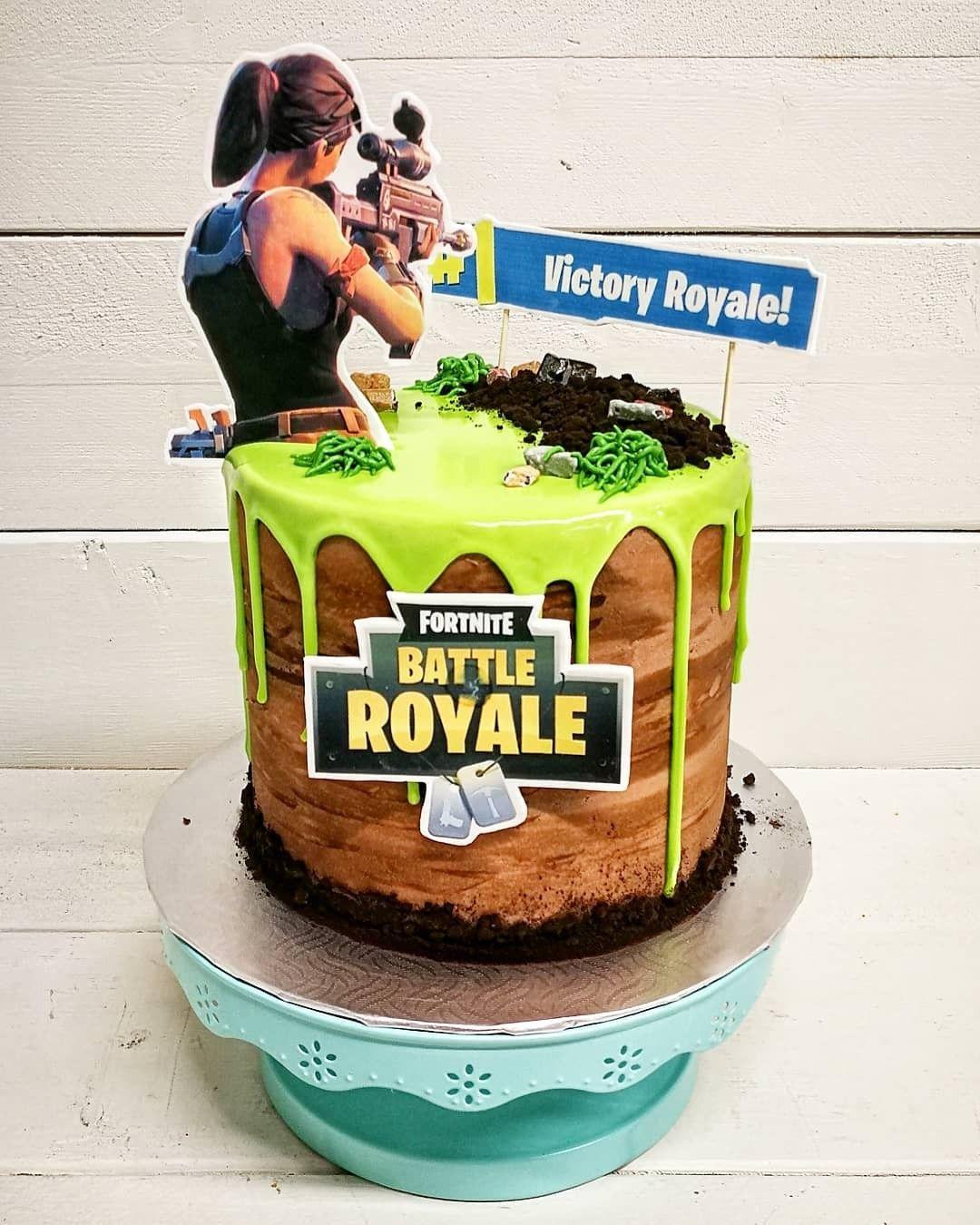 47+ Fortnite Birthday Cake Uk