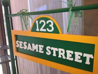Sesame Street Party Decorations - Savvy Celebrations
