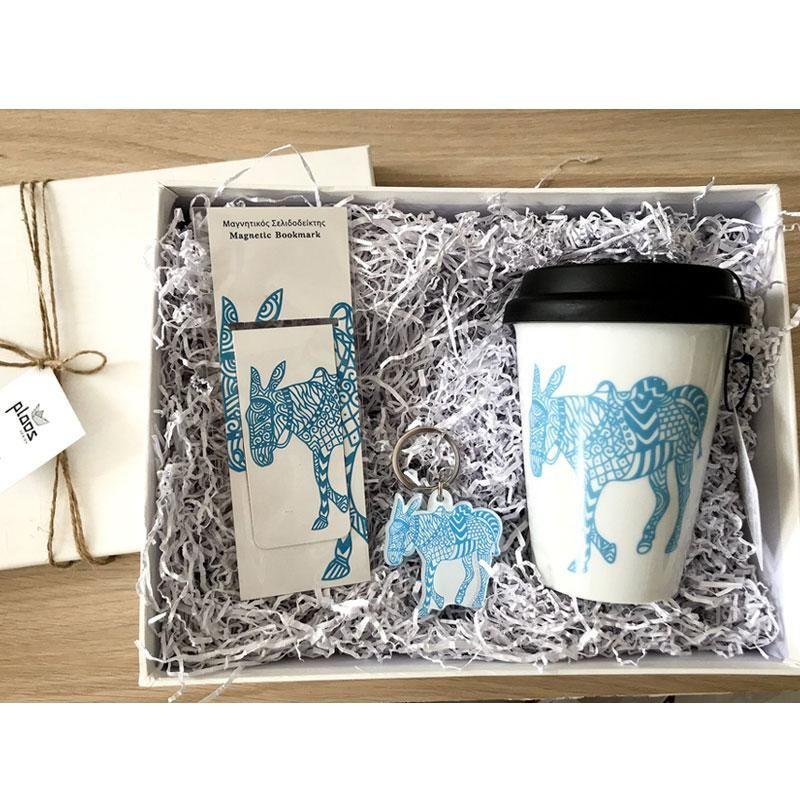 Gift box – Donkey ride