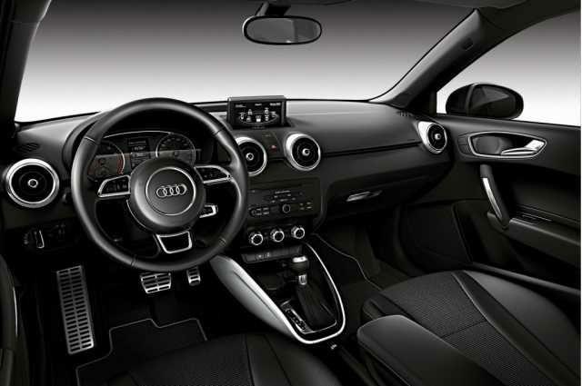 2016 Audi Q1 Audi A1 Sportback Audi A1 Audi Interior