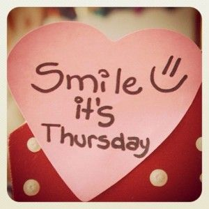 Happy Thursday Quotes Enchanting Smile Happy Thursday Quotes Tumblr  Named Day Quotes  Pinterest .