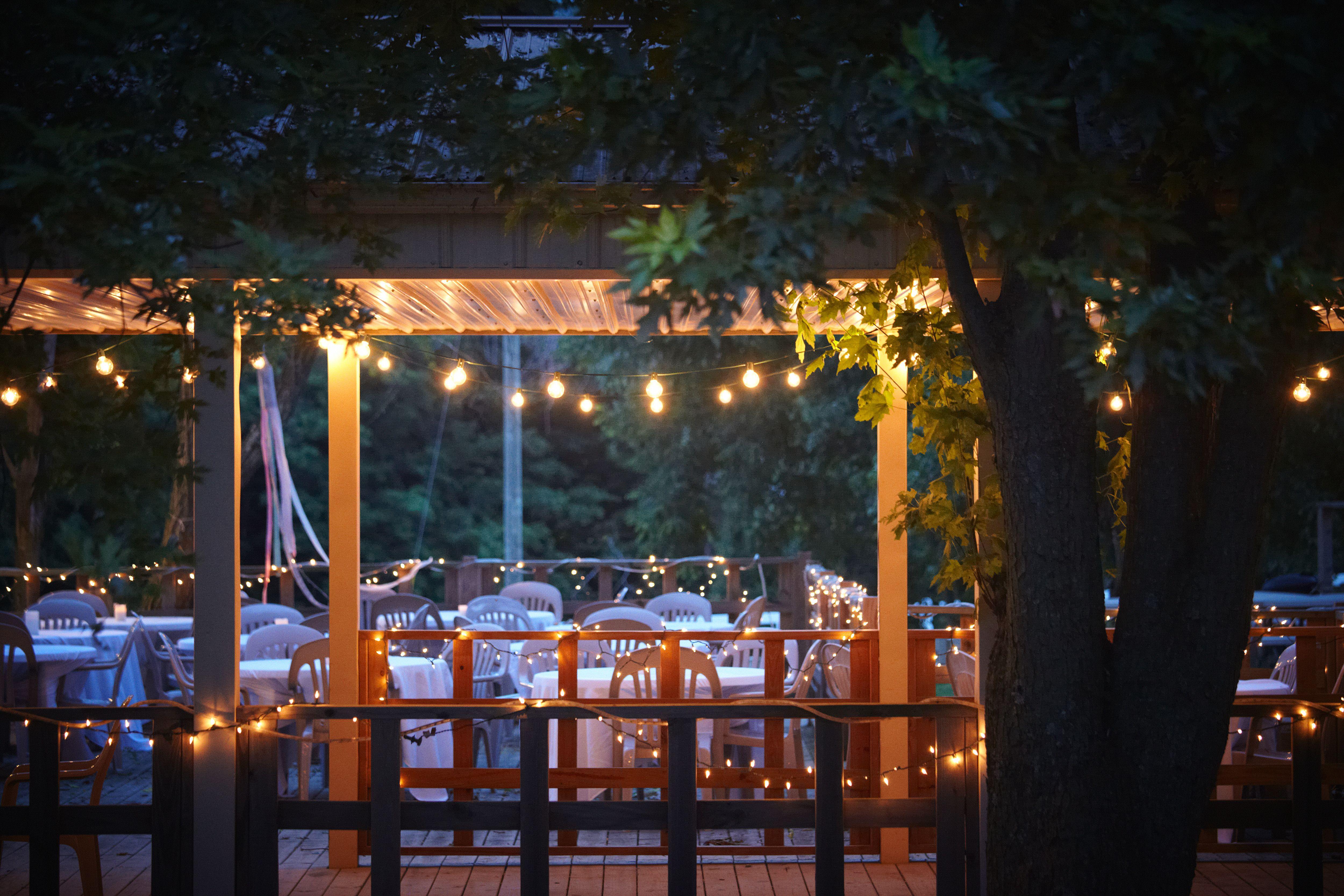 Outdoor Wedding  Photo By Brad Rankin Studio