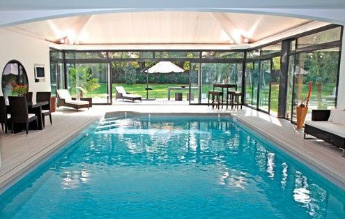 Concrete Indoor Swimming Pool Prestige Evolution Archiexpo Designs Indoor Climate