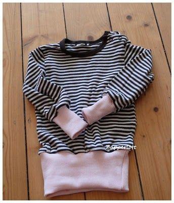 Anleitung: Shirts aus zu kleinen Bodys