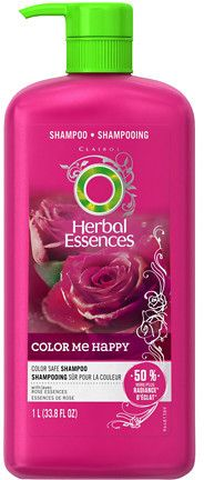 Herbal Essences Color Me Happy Shampoo For Color Treated Hair Hair