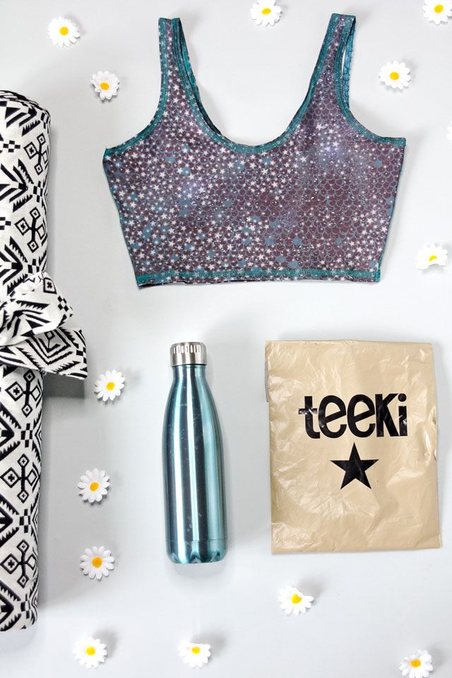 DIY Yoga Mat Tote | Yoga mat bag pattern, Diy yoga, Yoga