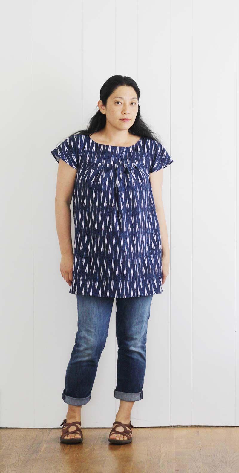 Sewing for Me: Simplicity 0403 aka 2147 - Sanae Ishida