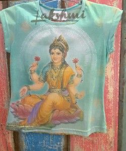 Camiseta Lakshmi, algodão (5)