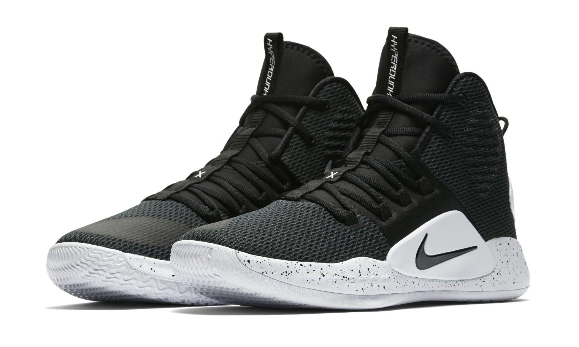 NIKE Men's Hyperdunk X Basketball Shoe