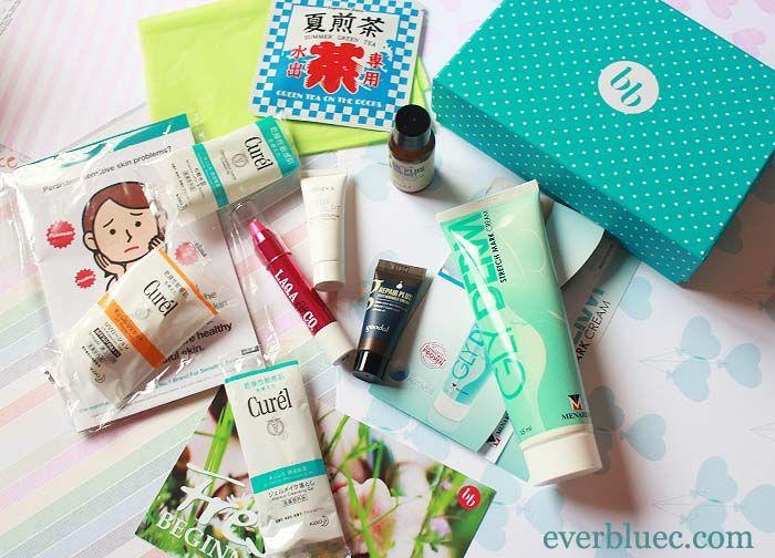 2015 February Bellabox Fresh Beginnings Skincare Blog Fresh Beginnings Beauty Makeup