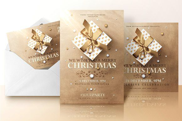 3287749 △ poster  print ads Pinterest Creative flyers and - Invitation Flyer Template