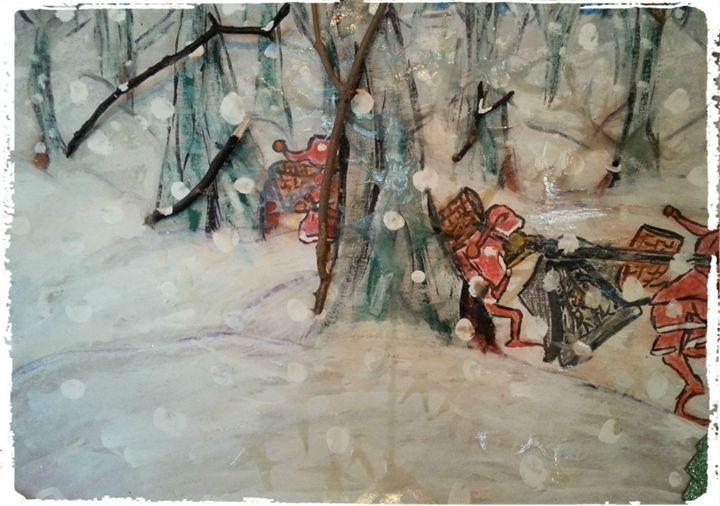 Noël ensorcelé - Antoinette
