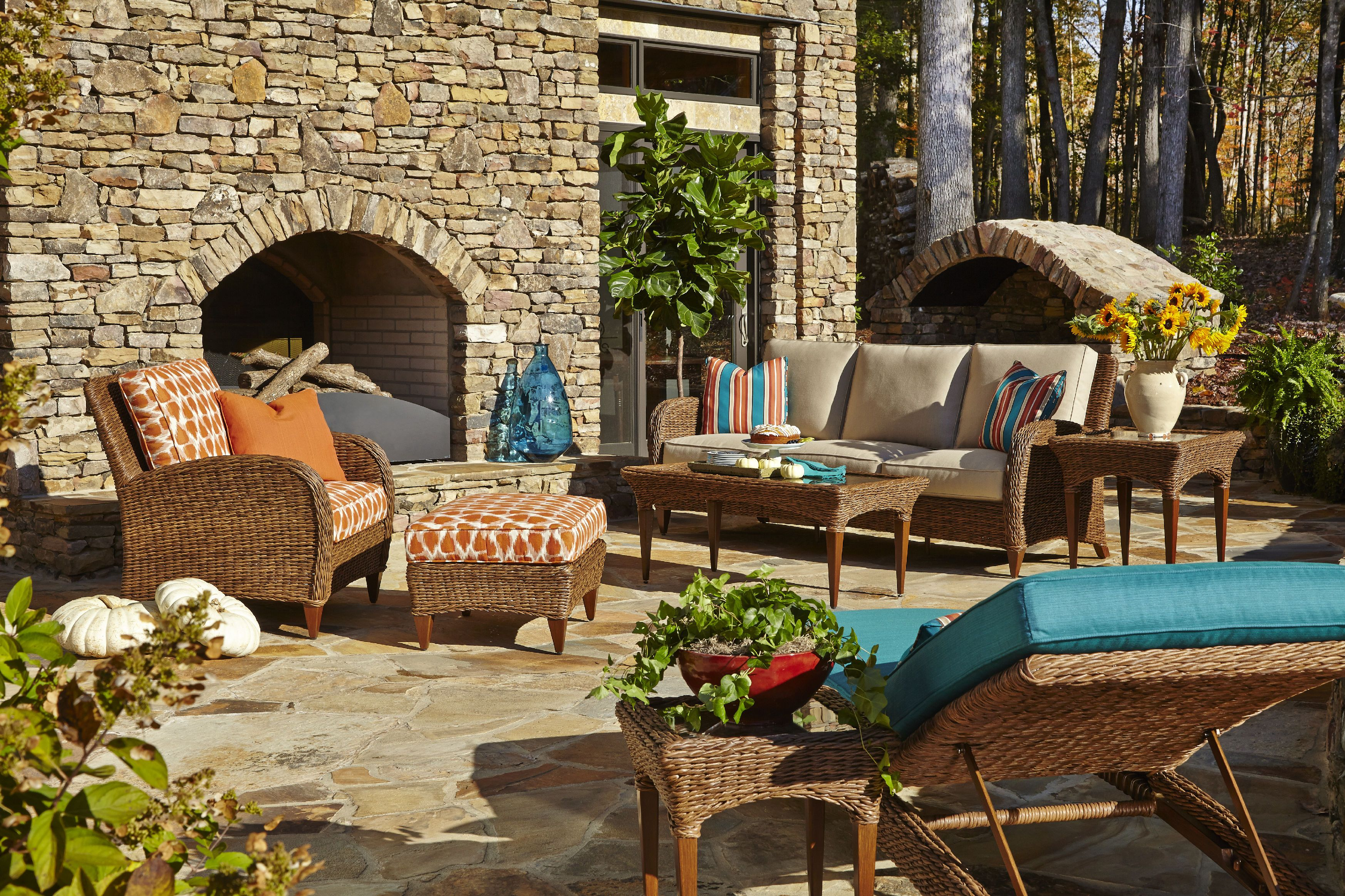 The Palmetto Outdoor Furniture Collection, Available To Order From The Tin  Roof In Spokane WA