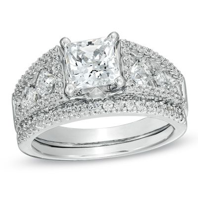 The Ring S Wide Diamond Bordered Shank Sparkles With A