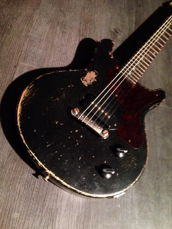 pin by nicolas lopez on les paul dc jr t t special tracker