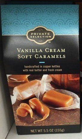 Private Selection Vanilla Cream Soft Caramels >>> Review more details here : Gift for Guys