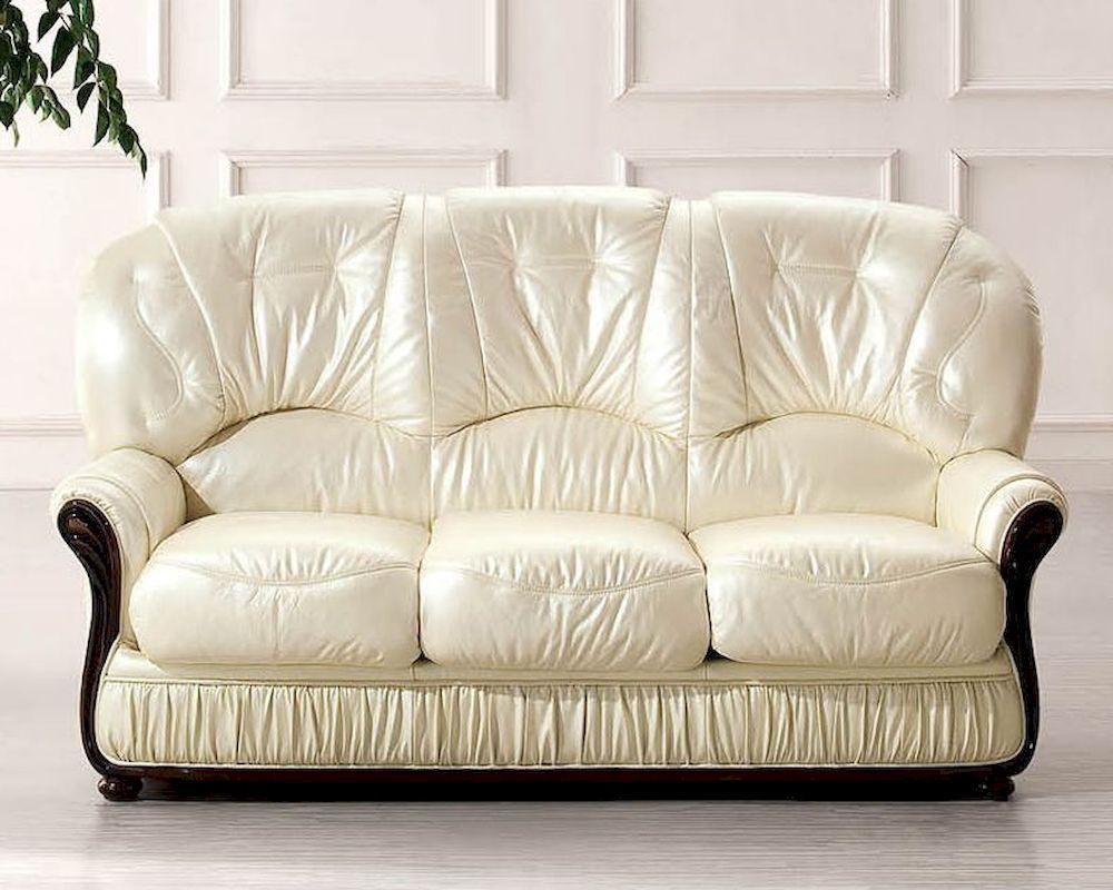 European Furniture Italian Leather Sofa Bed 33SS32   Leather ...