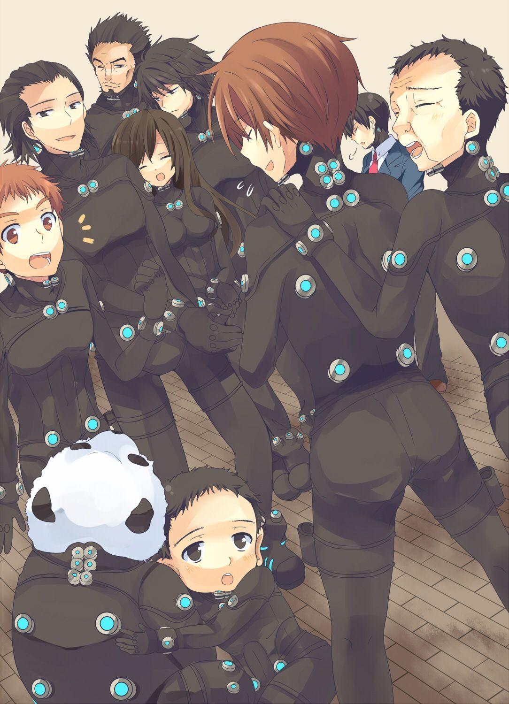 Pin by Line Aquino on Gantz in 2020 Anime, Anime images