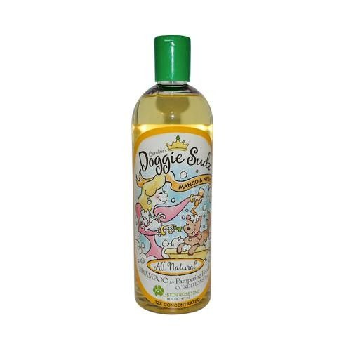 Made only with purified water, plant extracts and natural cleansers that gently shampoos and fluffs your pet's coat and conditions to a soft, shiny luster. Our shampoo is tearless and mild enough for everyday use.