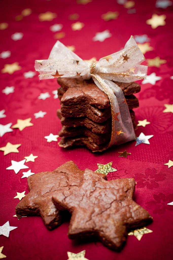 Petits sablés chocolat-noisette | À Voir
