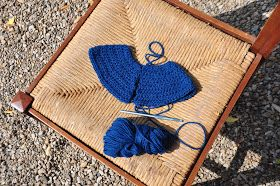 Aesthetic Nest  Crochet  Blue Picot and Lace Sweater for my Blue-Eyed Girl ( Tutorial) 49cf28228