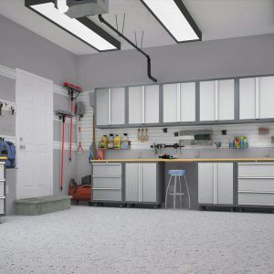 Dura Cabinet Garage Storage System