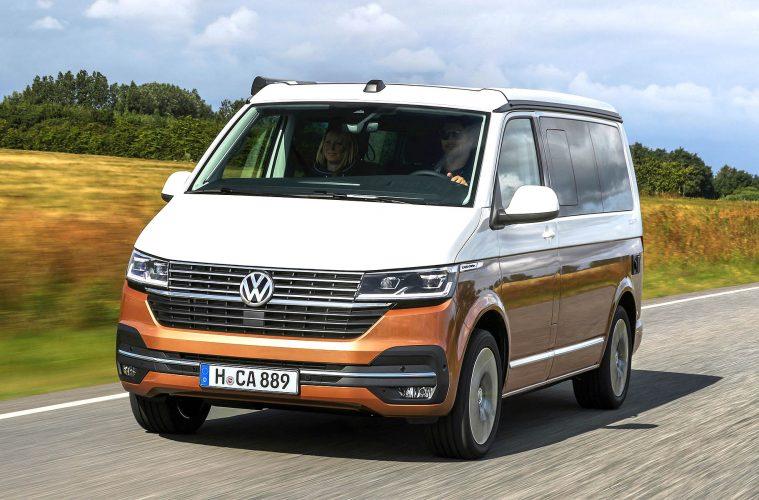 Vw California 6 1 Camper Gets A Bunch Of New Hi Tech Features In 2020 Vw California Camper Volkswagen Volkswagen Camper