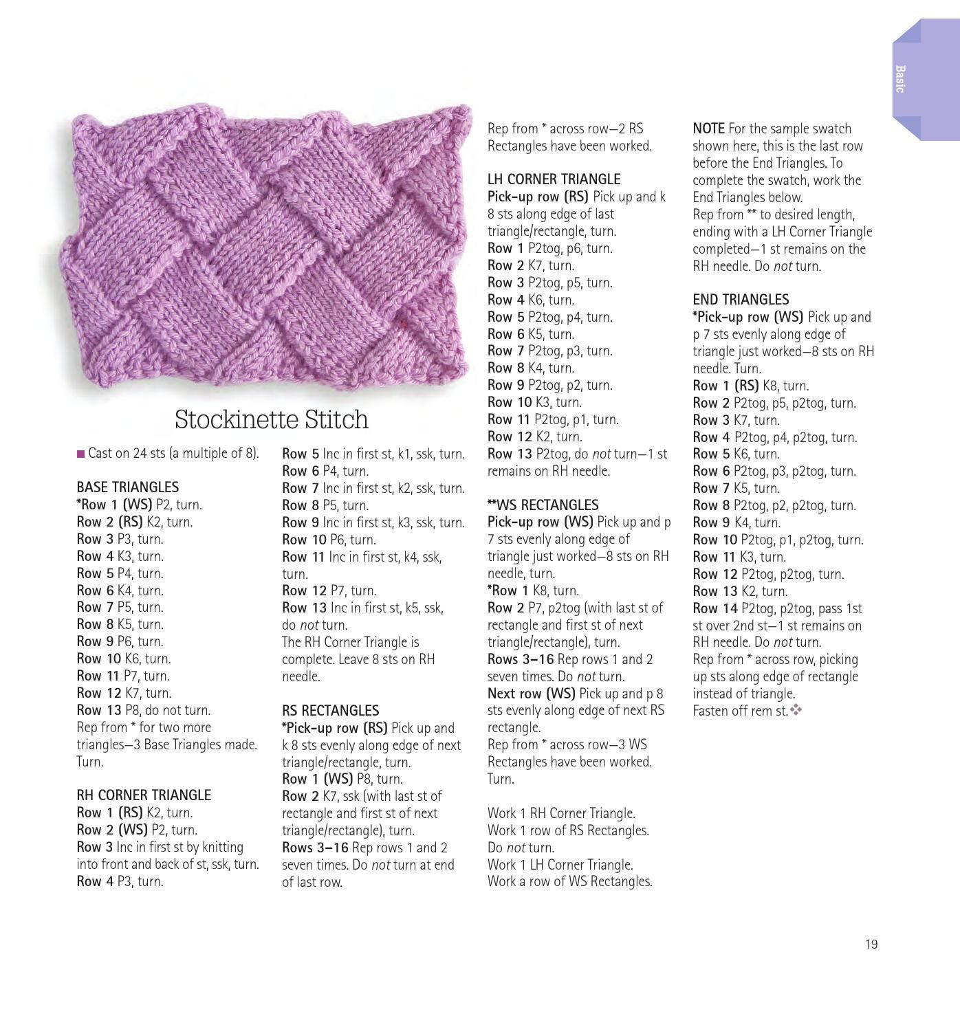Entrelac | Tricot crochet, Crochet crafts and Tricot