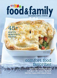 Great magazine for easy recipes all back issues available online great magazine for easy recipes all back issues available online for free kraft foodskraft forumfinder Gallery