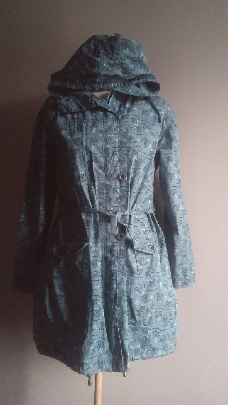 Gudrun Sjoden Piekna Parka Wiosenna S 7205606405 Oficjalne Archiwum Allegro Parka Fashion Coat