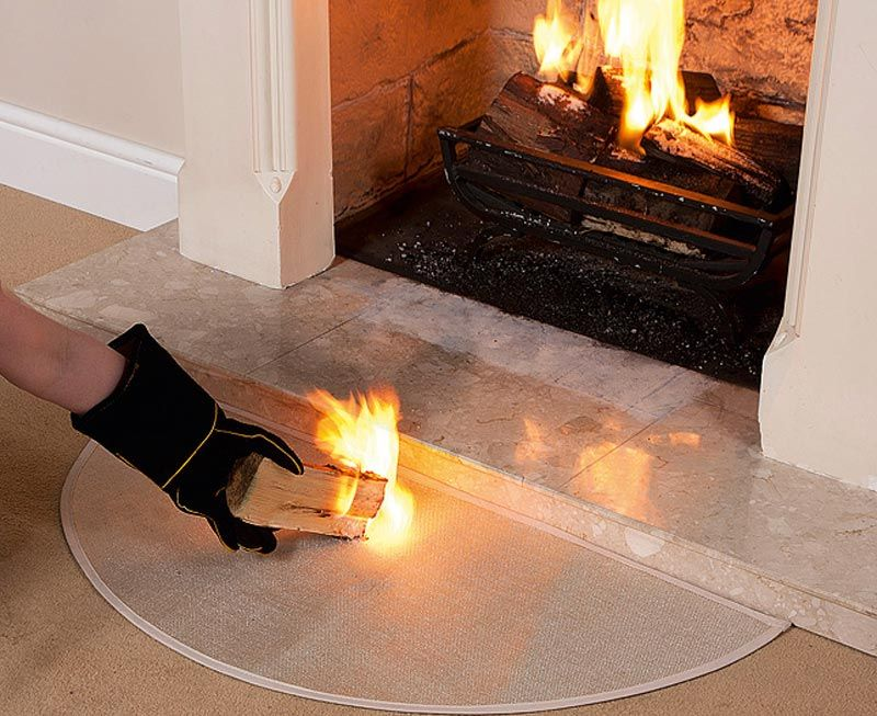Fireplace Rugs Fireproof Are Secure And Beautiful Interior