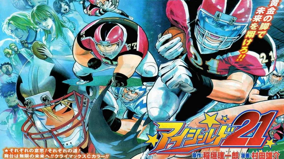 Eyeshield 21 8 Audio Latino Online en HD, Ver este