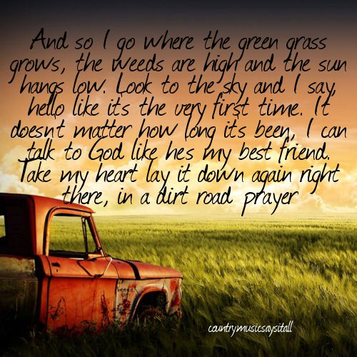 Inspirational Quotes From Country Songs Inspirational Country