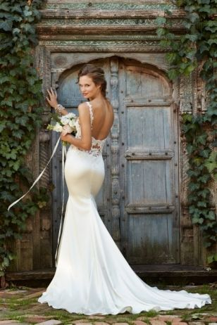 Love Marley 2015 Collection   See More: http://www.thebridaldetective.com