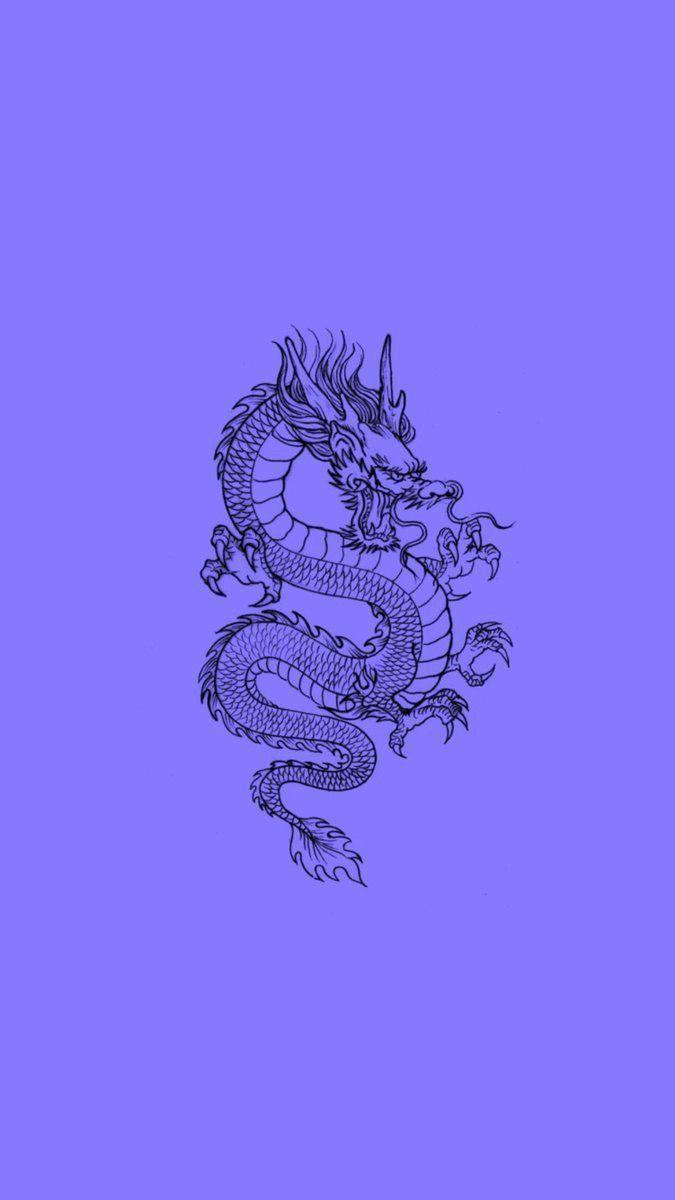 ,  #iphone11wallpaperaesthetic in 2021   Dragon wallpaper iphone, Purple wallpaper iphone, Iphone wallpaper vintage