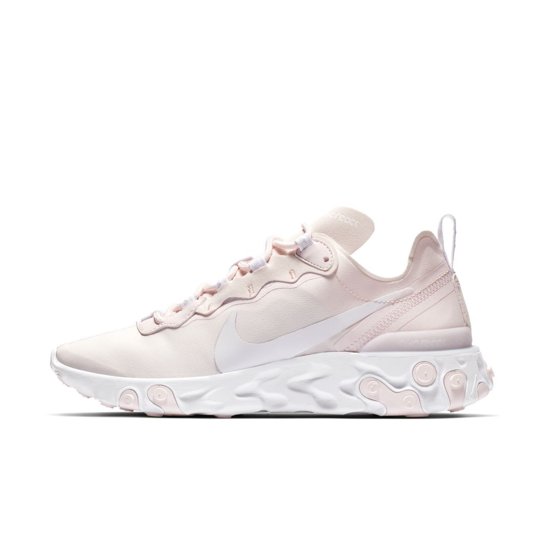 95a1e2c4145 Nike React Element 55 Women s Shoe Size 11.5 (Pale Pink)