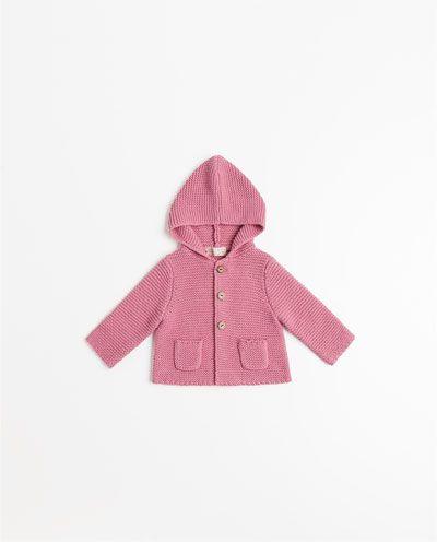 Zara knitted overcoat 3-6m | Zara mini, Zara baby, Girl ...