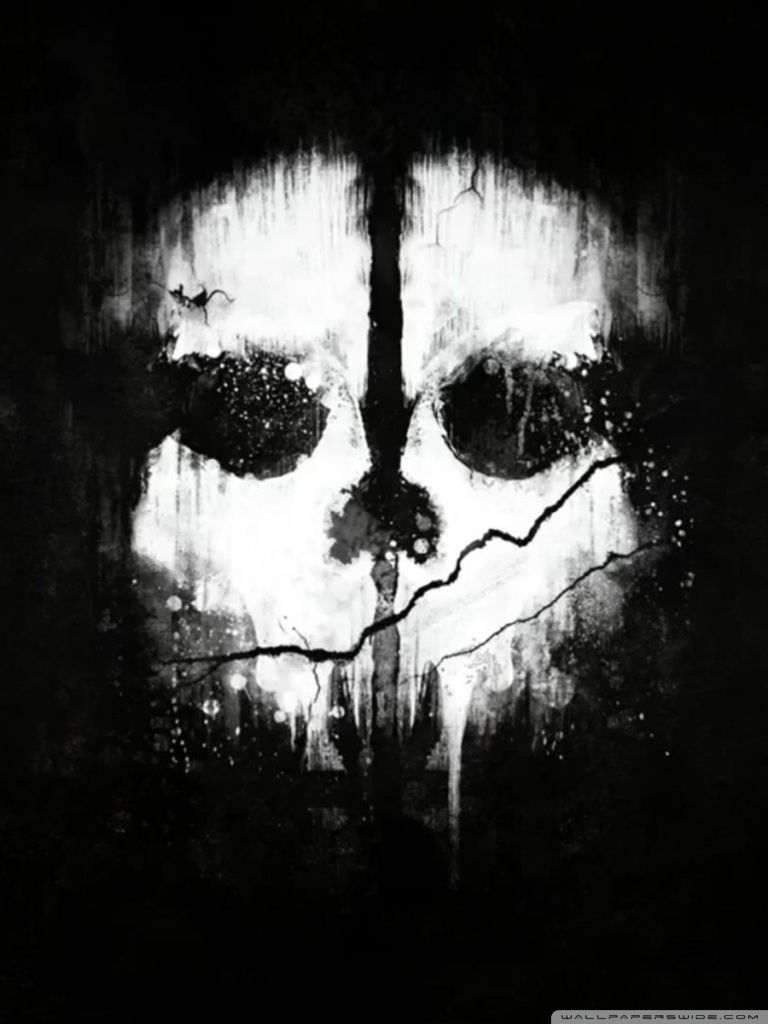 Ghost Hd Photos Horror Demon Wallpapers Image Download Call Of Duty Ghosts Call Of Duty Call Of Duty Black